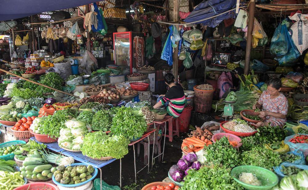 vietnamese wet market