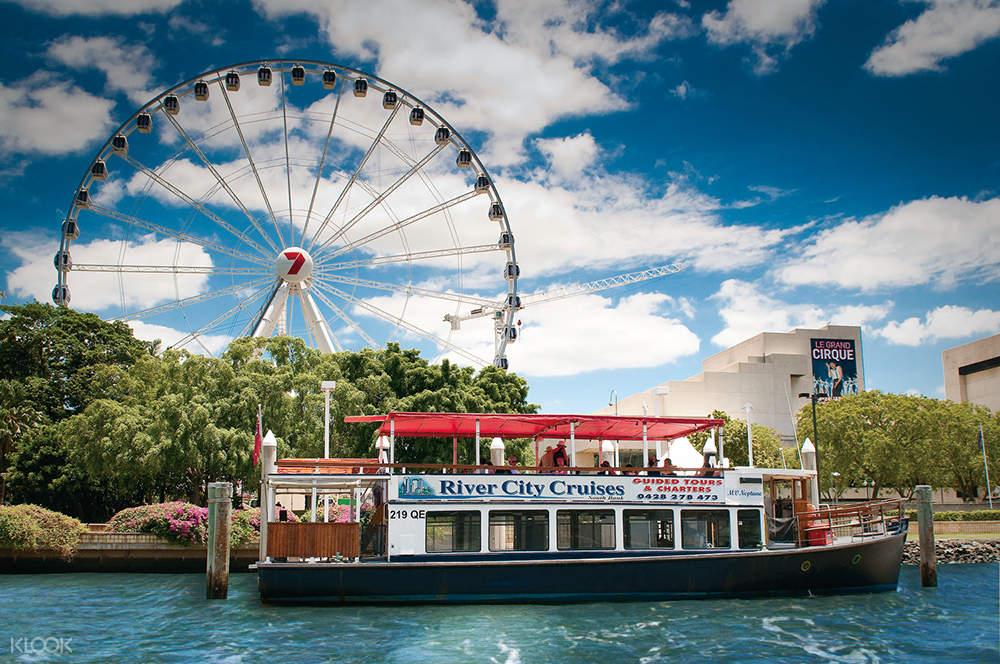 river cruise brisbane river