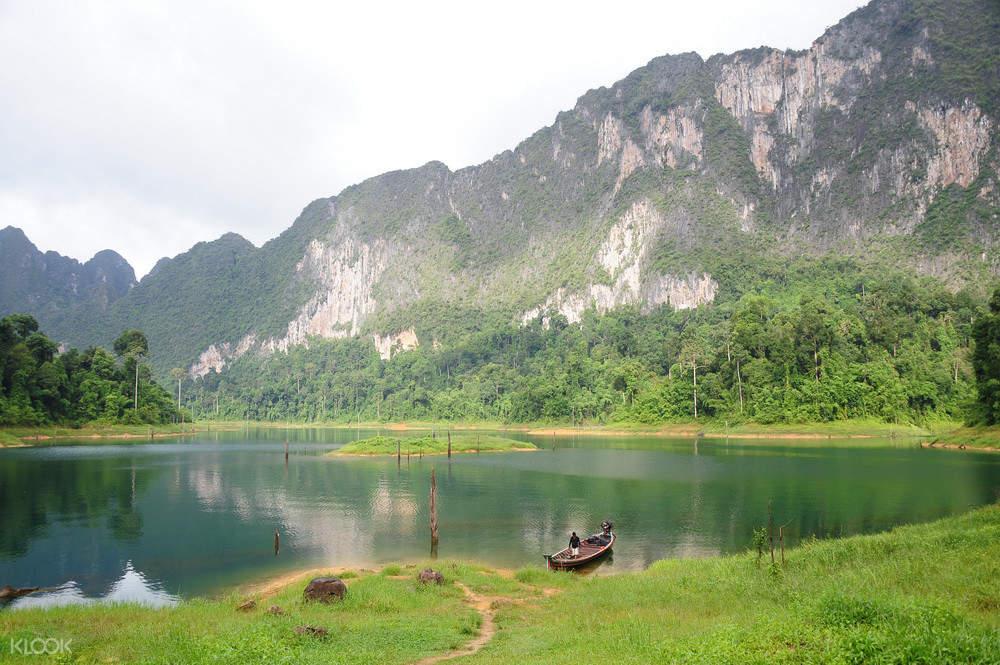 考索秀兰湖(Cheow Lan Lake)一日游(喀比岛出发)