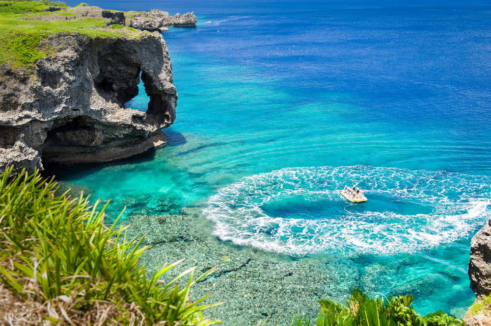 cape manzamo 1-3 day car rental okinawa