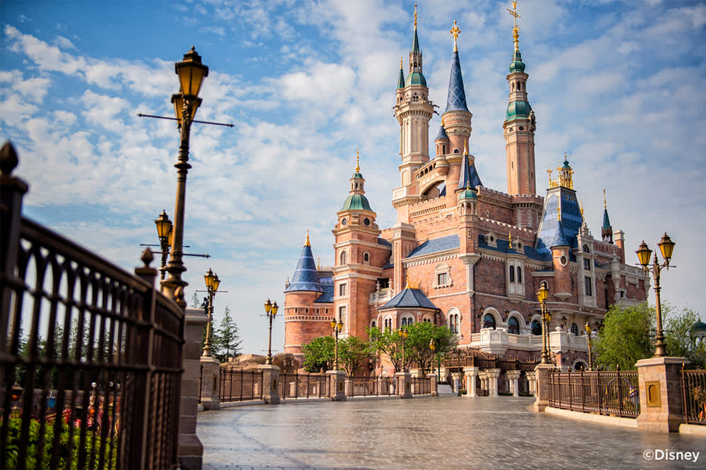 Disney Shanghai Park Tickets