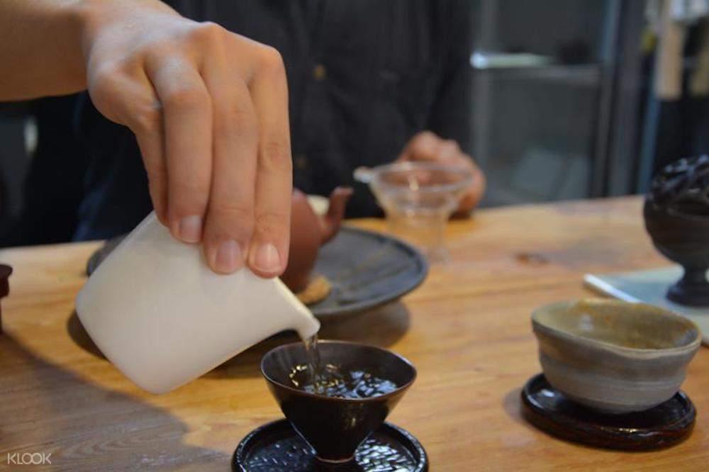四合书院 传统茶道体验