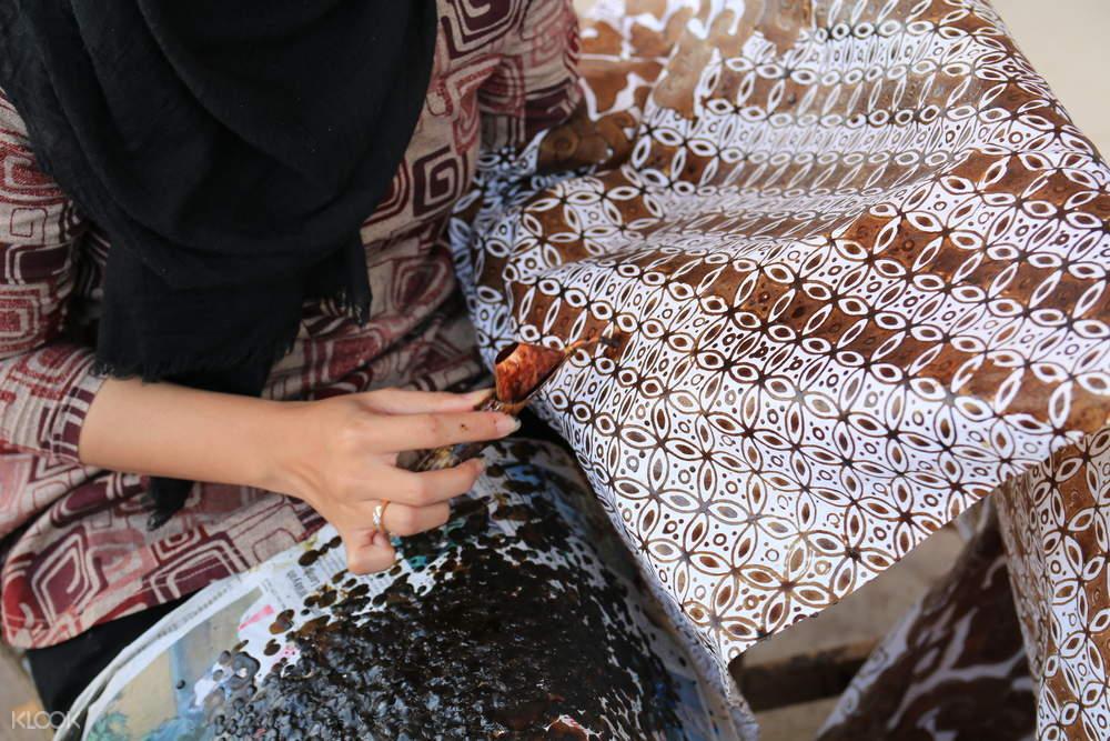 印尼蠟染課程
