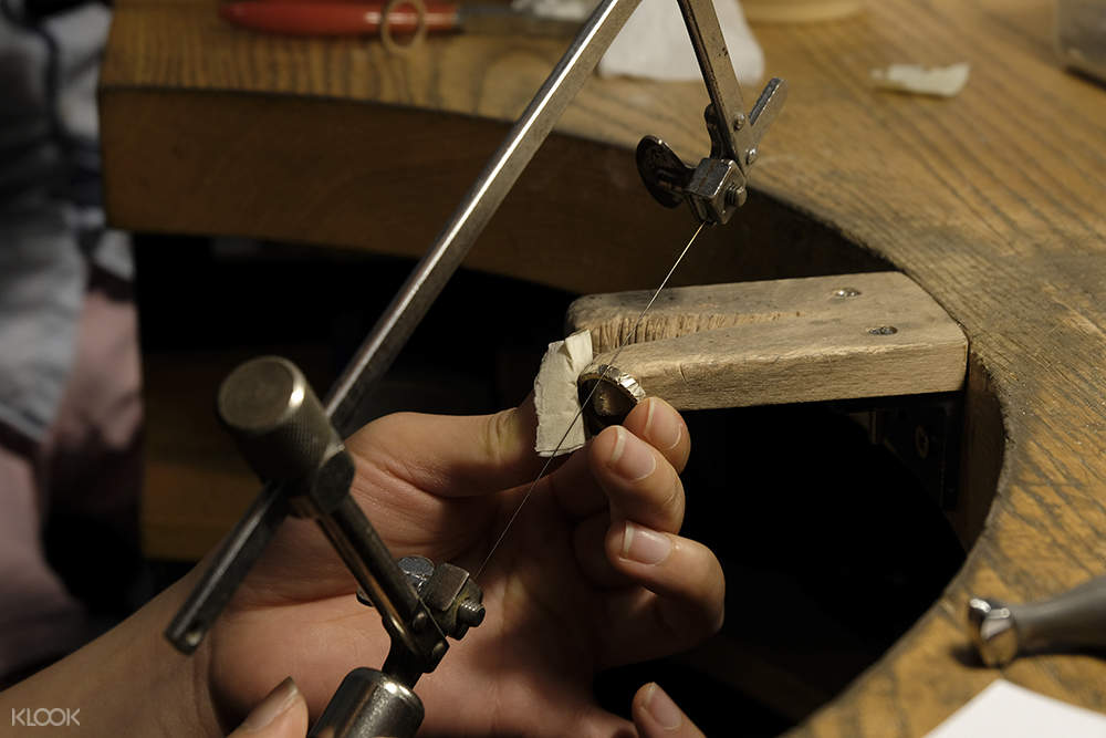 jewellery making experience in hong kong