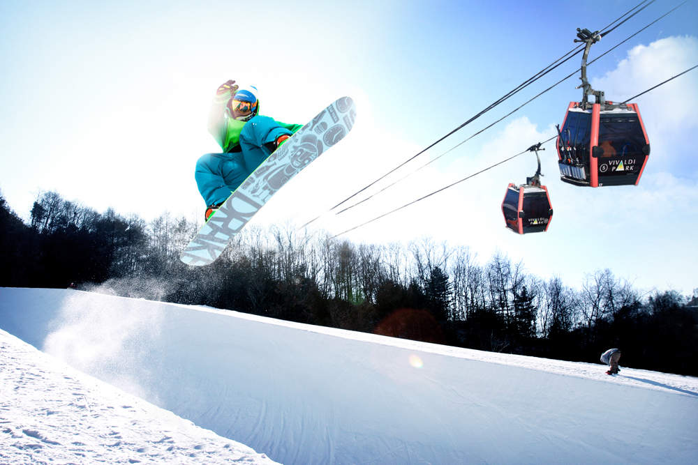 Daemyung Vivaldi Park Ski World Tickets (With Roundtrip Transfers)