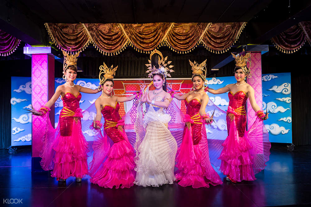 blue dragon cabaret show in krabi