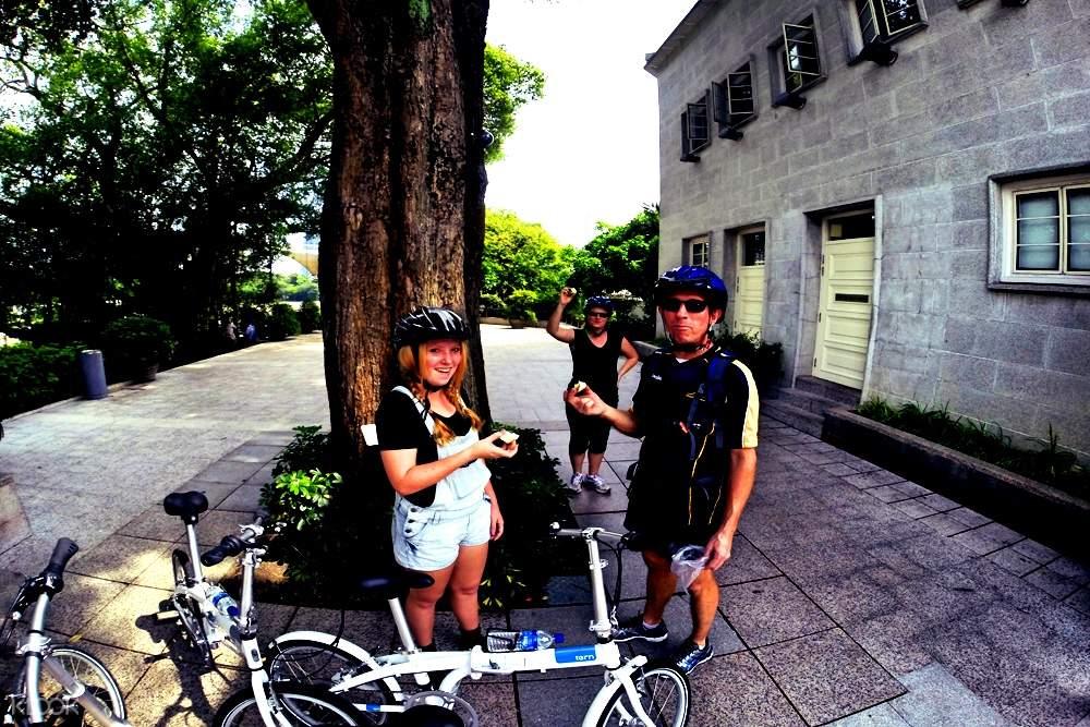 新加坡自行車騎行之旅