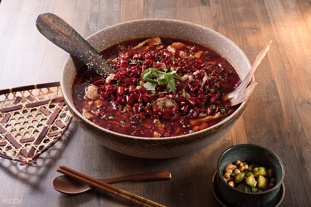 spicy food in hong kong
