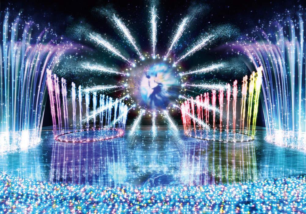 yomiuru jewellumination show