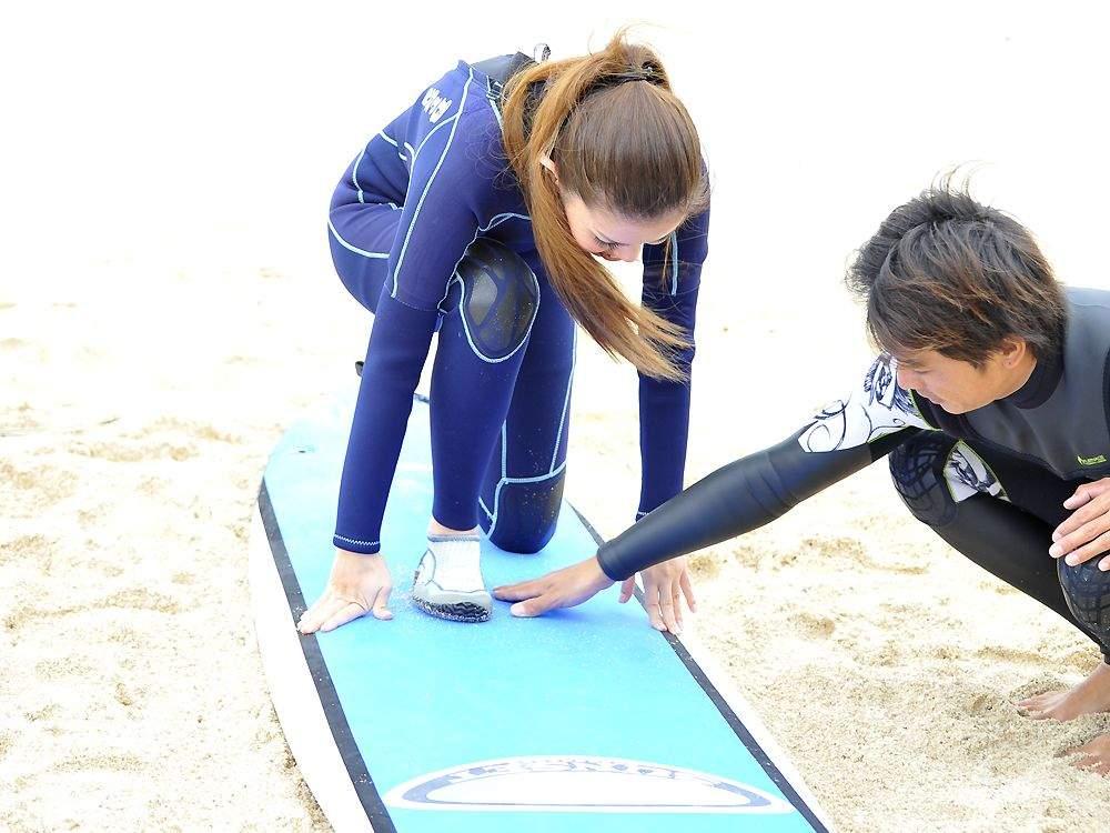 Okinawa Surfing Experience