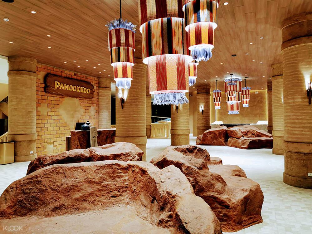 Pamookkoo Resort - Resort Lobby