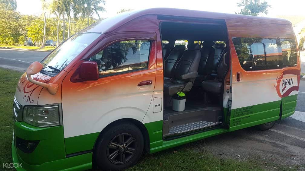 蘭卡威包車,蘭卡威自助遊