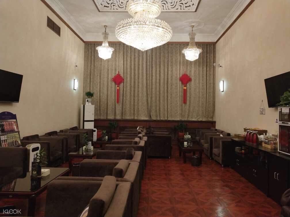 北京站高铁贵宾室