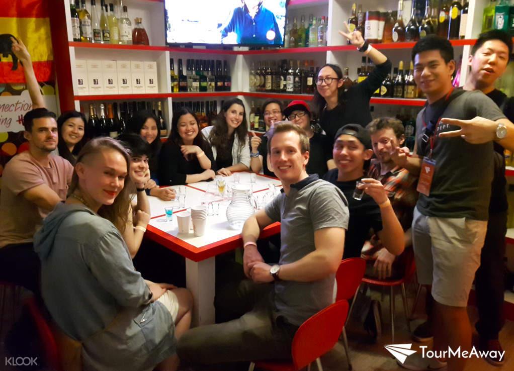 臺北酒吧串遊體驗