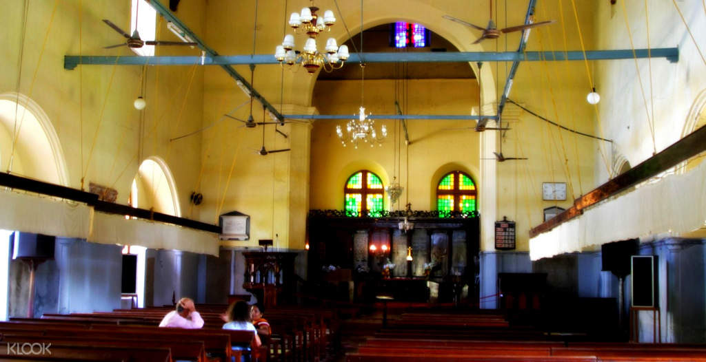 Cochin synagogues