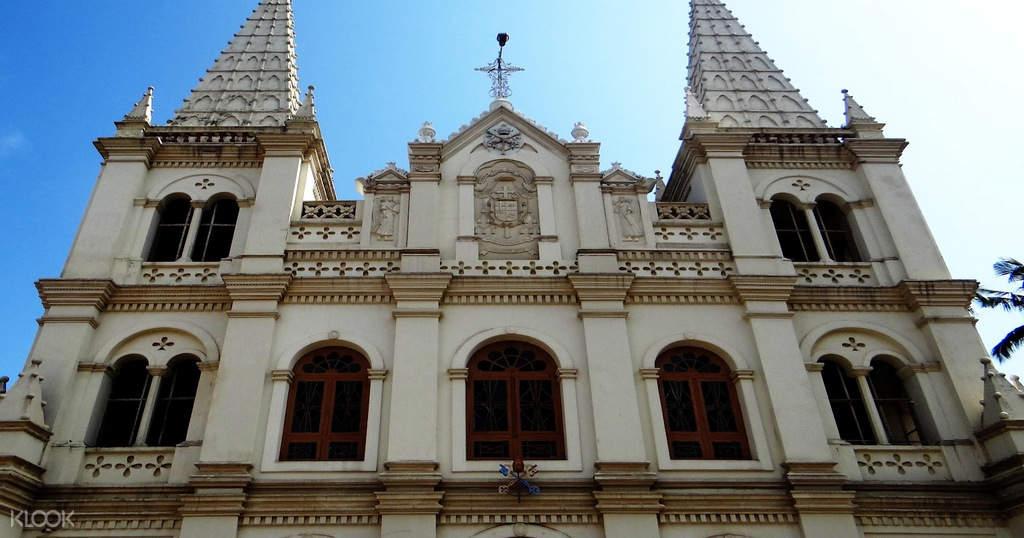 聖克魯斯大教堂