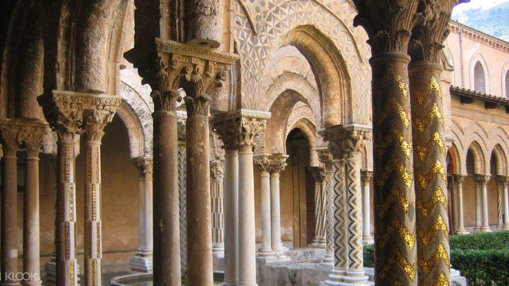 Sicily Palermo and Monreale Day Tour from Cefalù - Klook