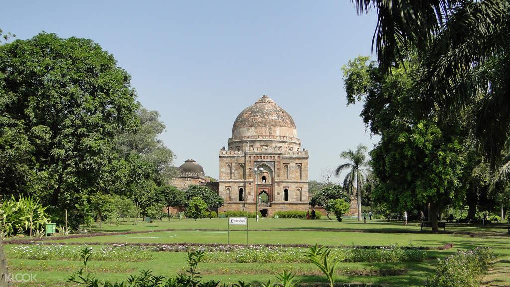 印度德里洛迪花園lodhi garden