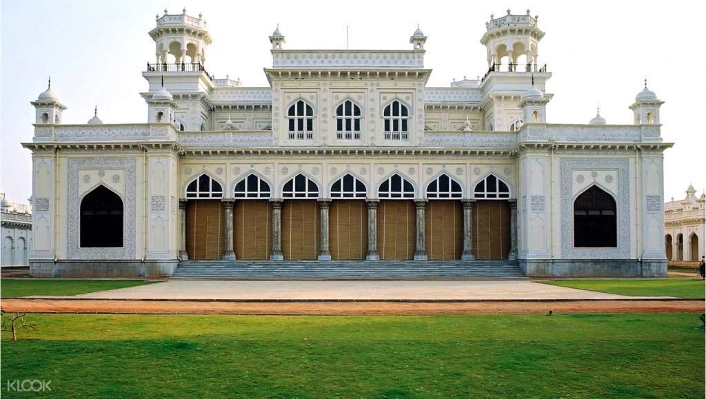 海得拉巴 喬瑪哈拉宮 Chowmahalla Palace