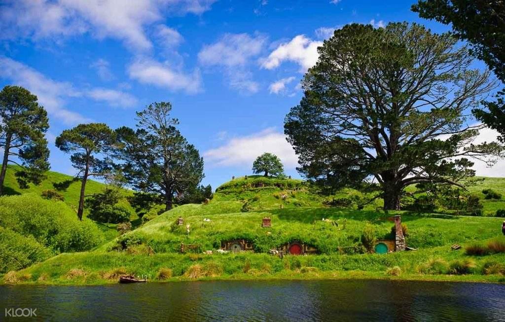 新西蘭霍比特之旅