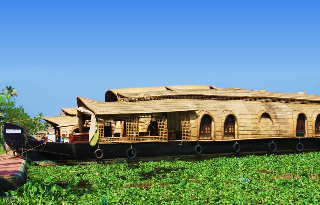 科欽古蹟探訪& 回水湖區(Backwater)船屋巡遊