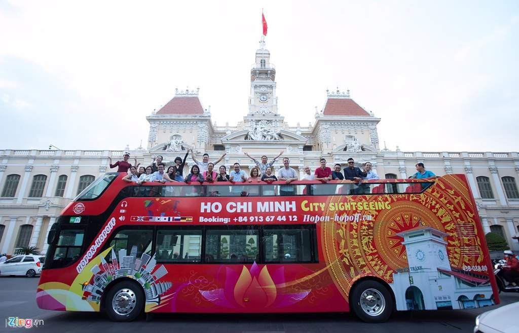 or Ho Chi Minh city hall