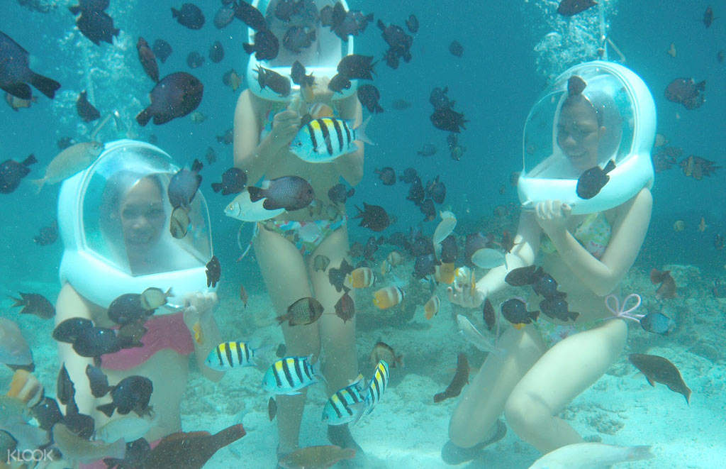 長灘島潛水,長灘島海底漫步,長灘島水上活動,長灘島戶外活動,長灘島特色體驗