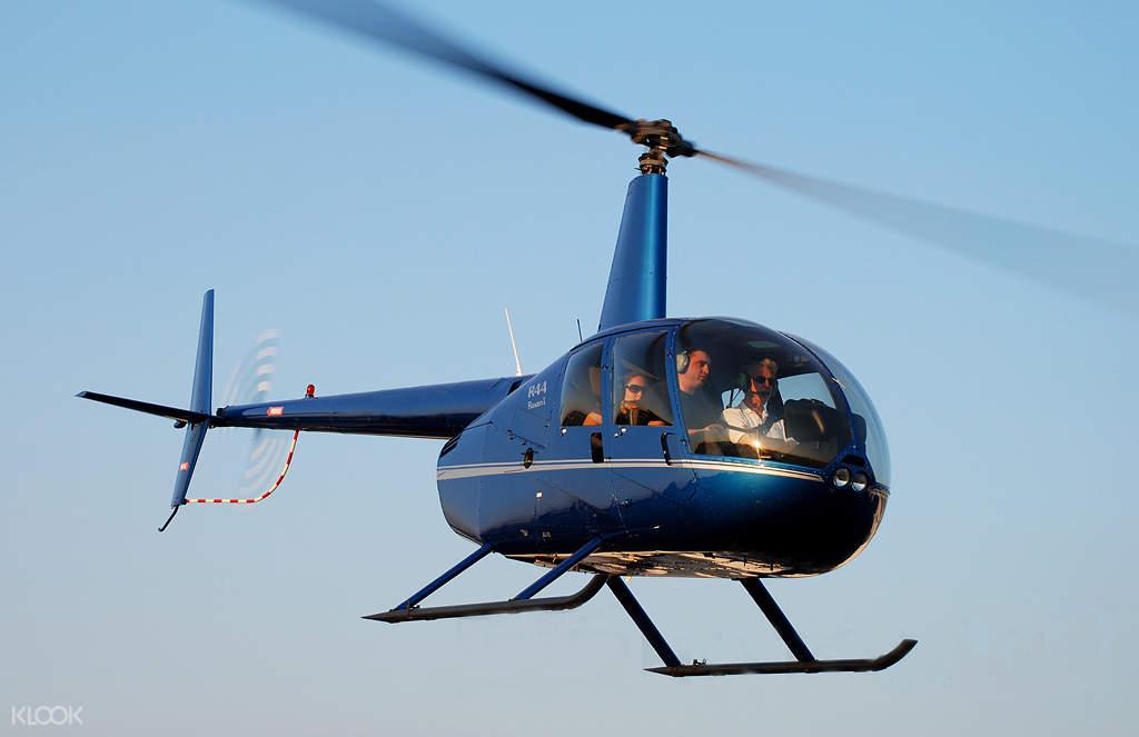 Delhi Helicopter Joyride