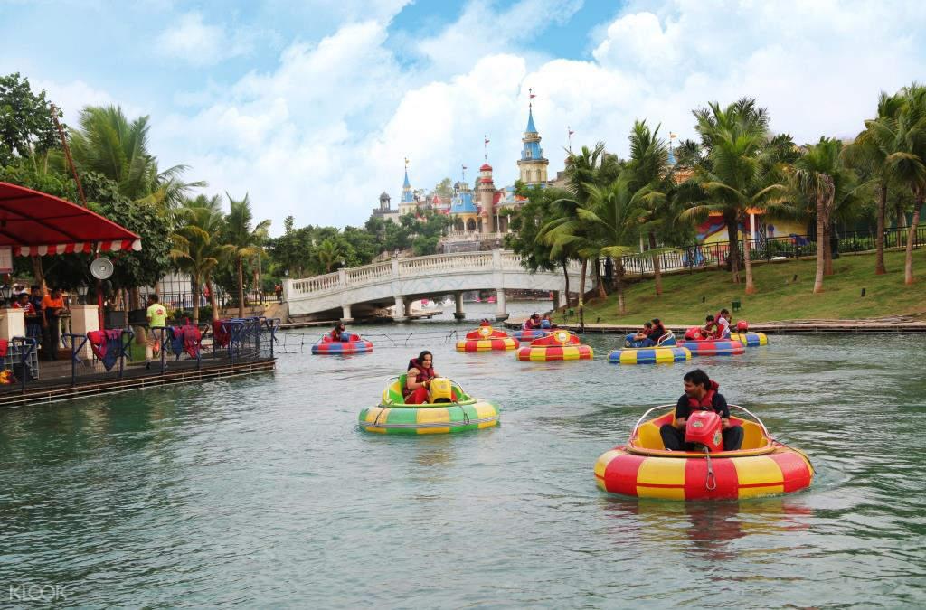 Adlabs imagica water park
