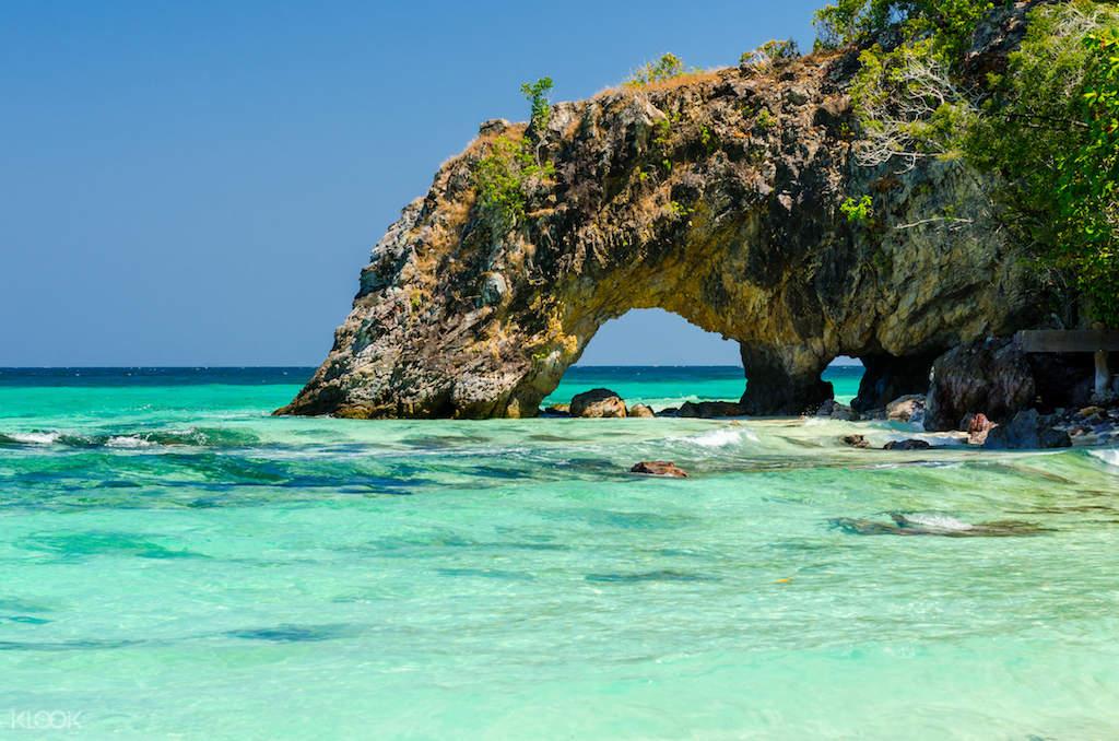 丽贝岛浮潜一日游