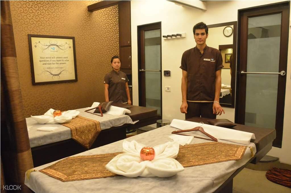 four fountains de-stress spa bangalore