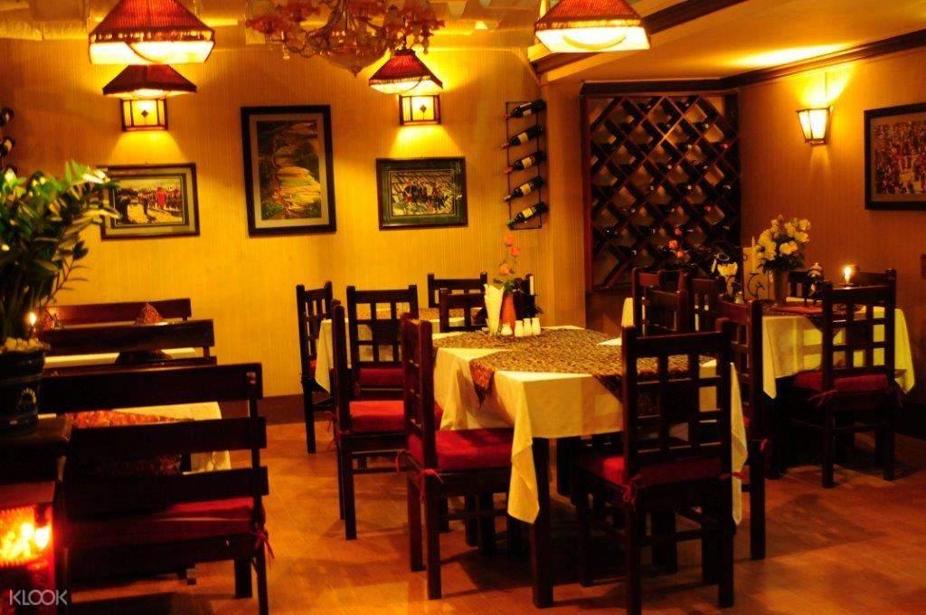restaurant in sapa