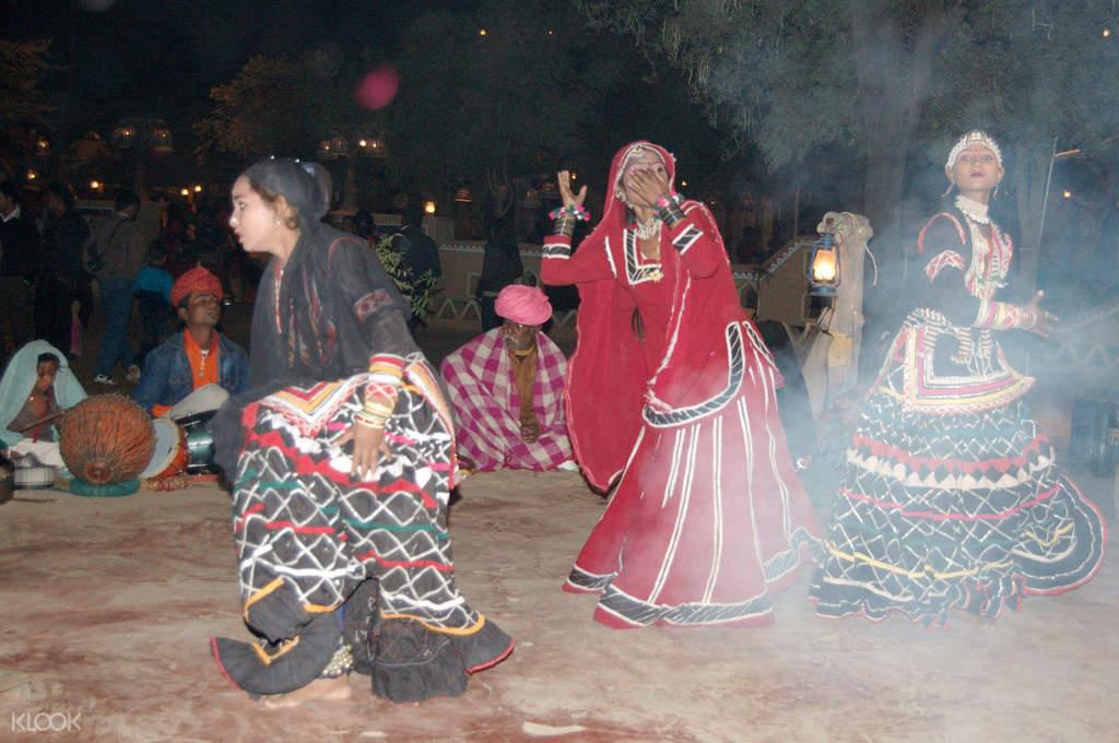 Chokhi Dhani民俗村半日遊
