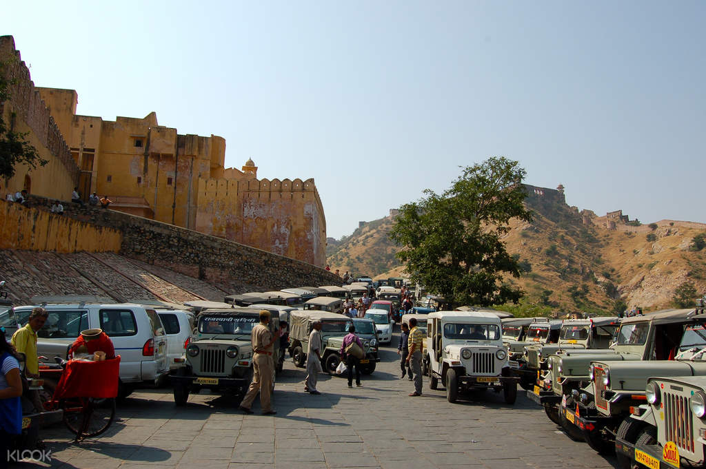 wisata Jaipur village