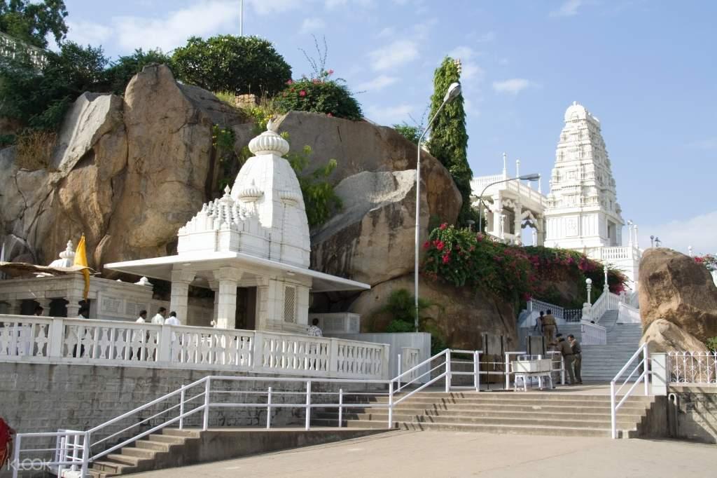 印度 海得拉巴 曼地尔庙 Birla Mandir