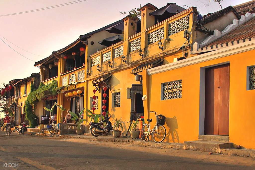 Neighborhood in Hoi An