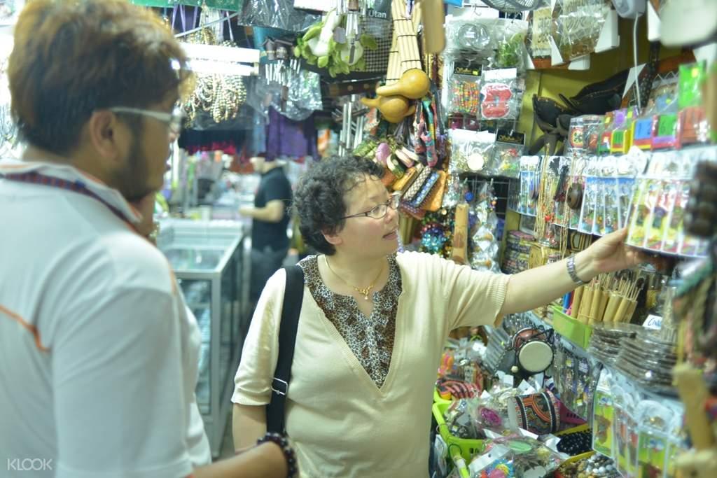 handicraft market kota kinabalu half day tour sabah borneo