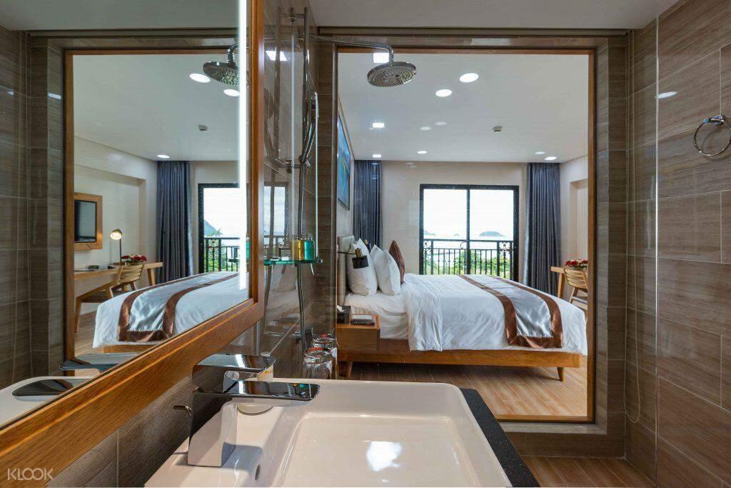 phòng khách sạn Marina Bay Côn Đảo