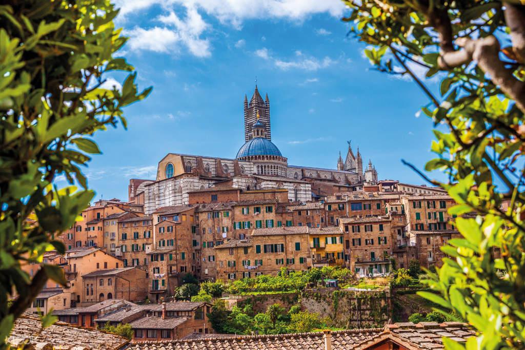 Italian Florence: San Gimignano, Siena, And Monteriggioni Full Day Tour With