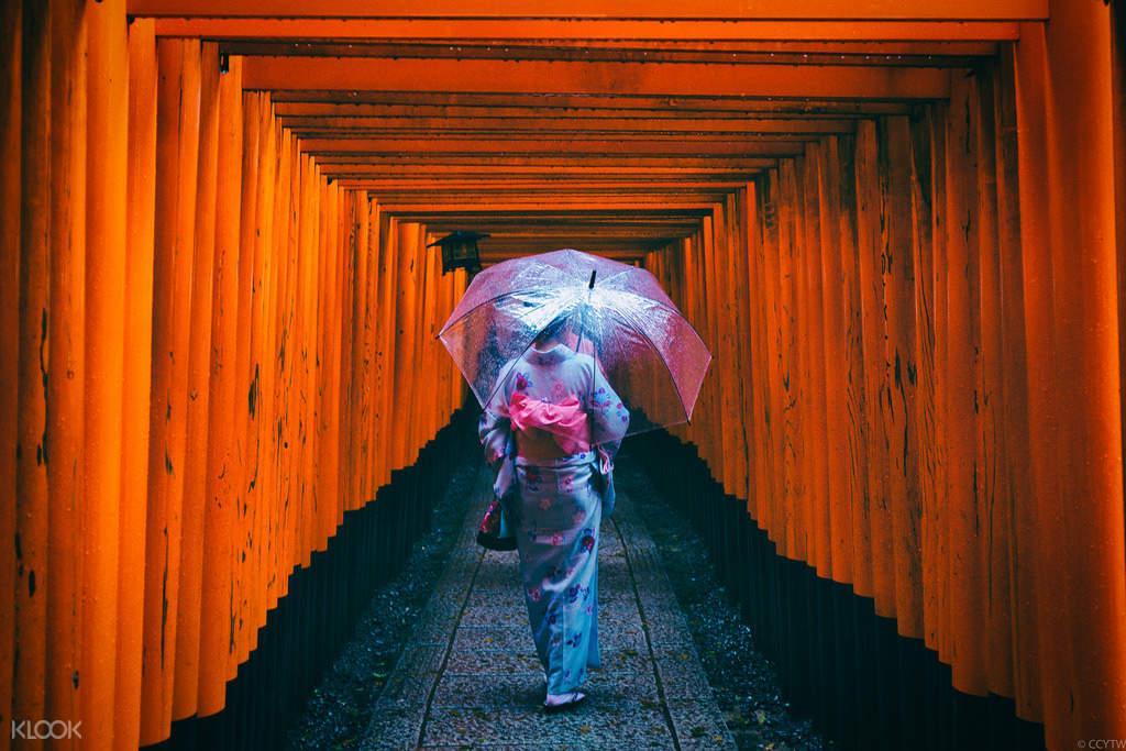 京都拼車遊覽