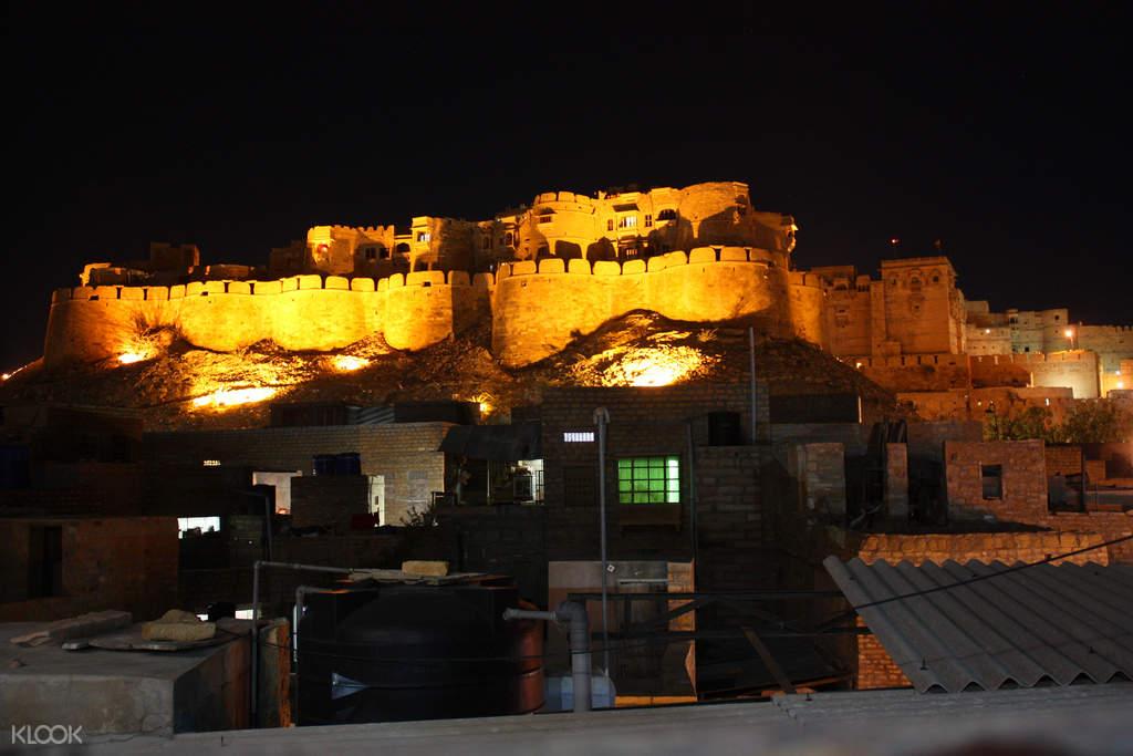 jaisalmer night tour