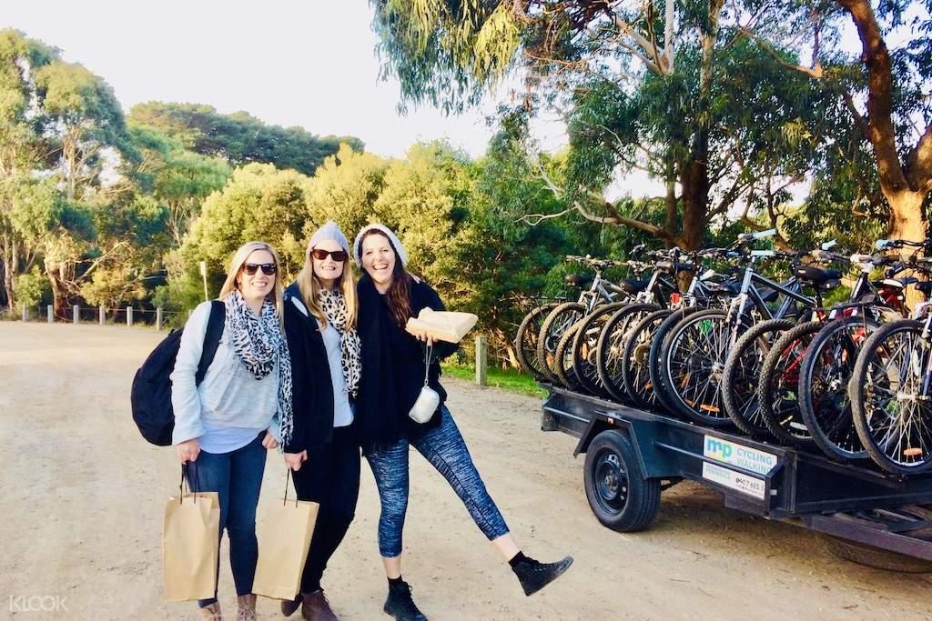 bike tours mornington peninsula
