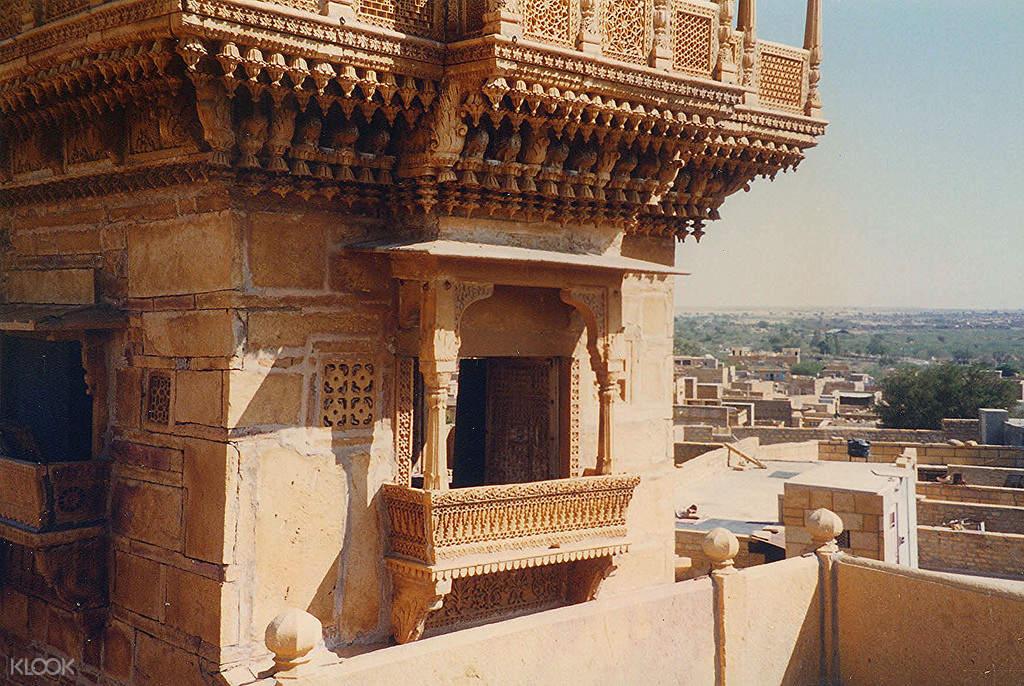 jaisalmer heritage tour