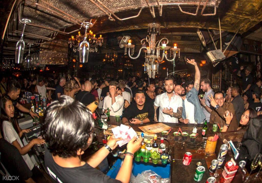 巴厘島酒吧串游體驗