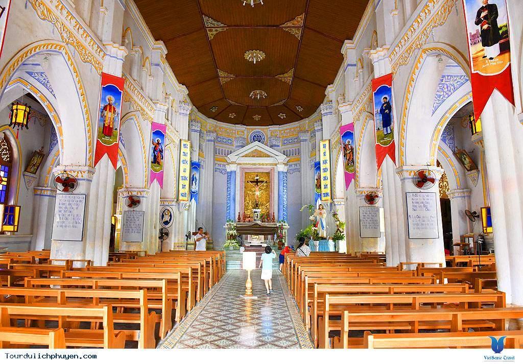 mang lang church phu yen