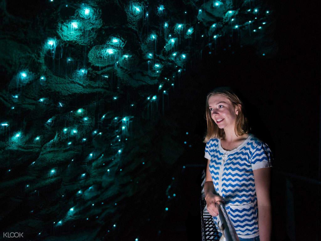 Hobbiton and Waitomo Caves Tour