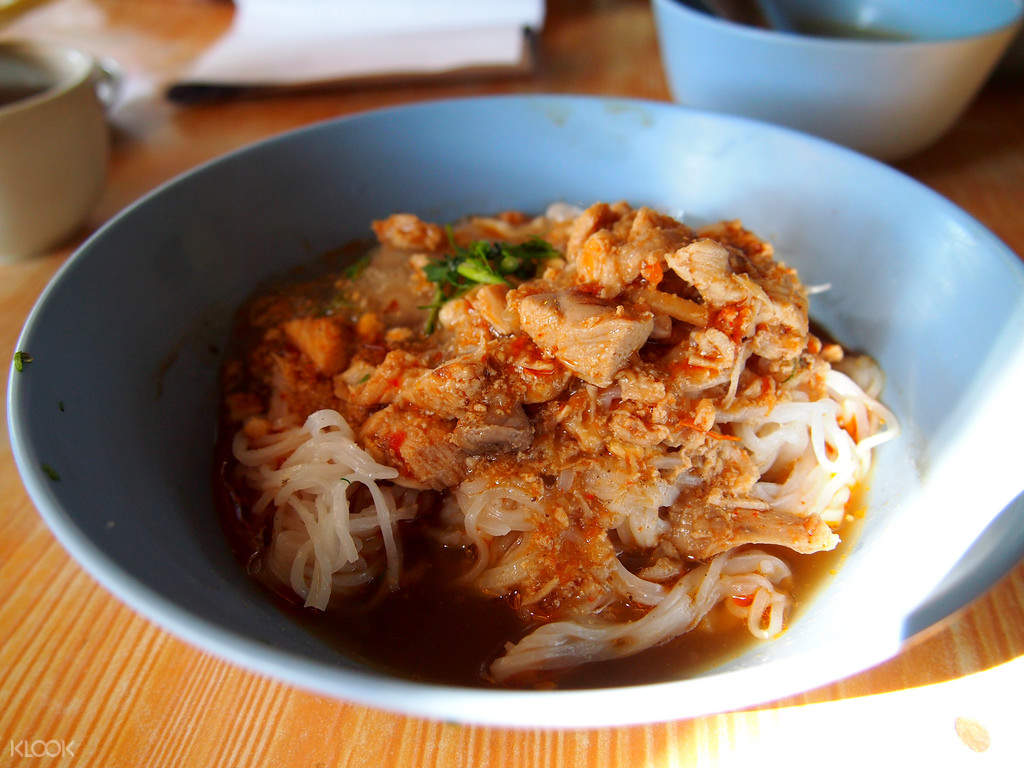 shan noodles mandalay