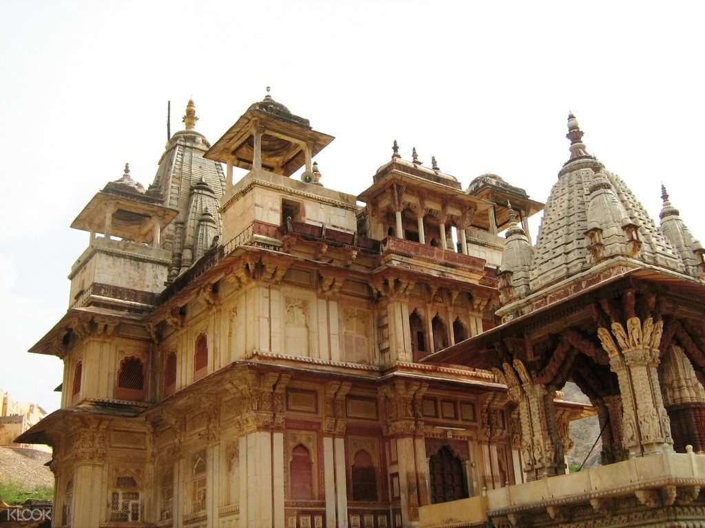 Krishna temple