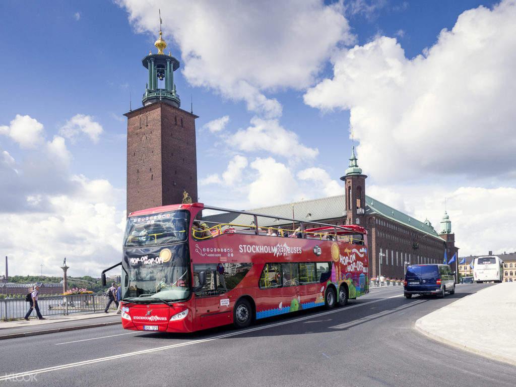 斯德哥爾摩交通