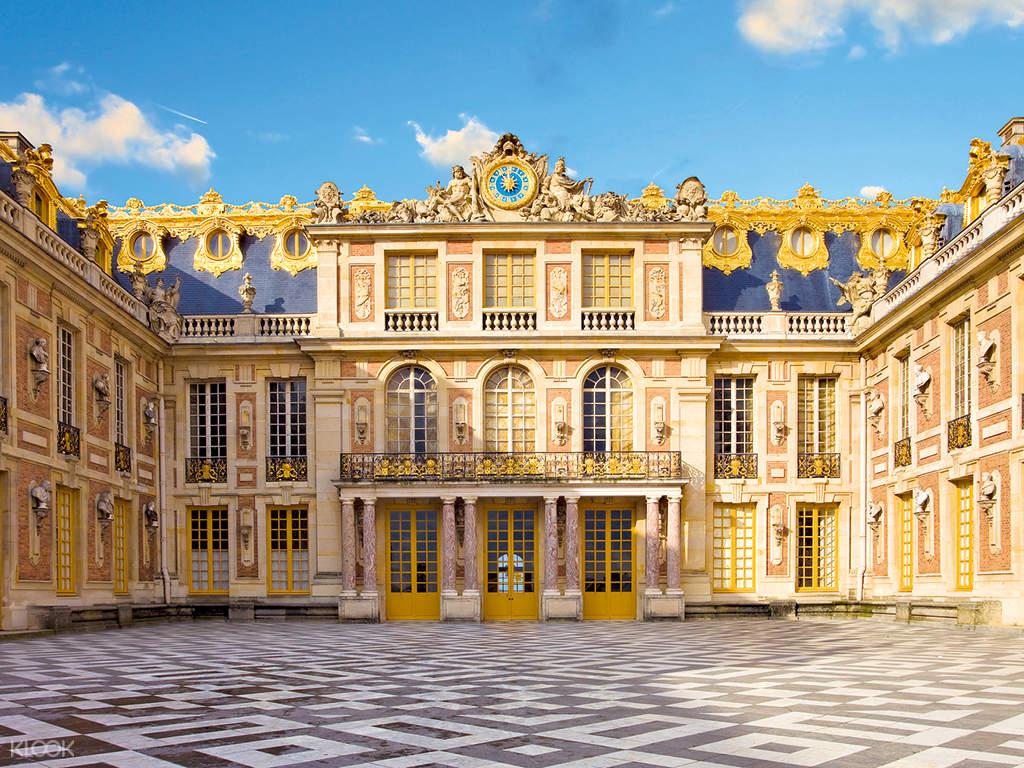 巴黎,法國,凡爾賽宮,羅浮宮,一日遊,快速通關,導覽,熱門,景點,艾非爾鐵塔,午餐